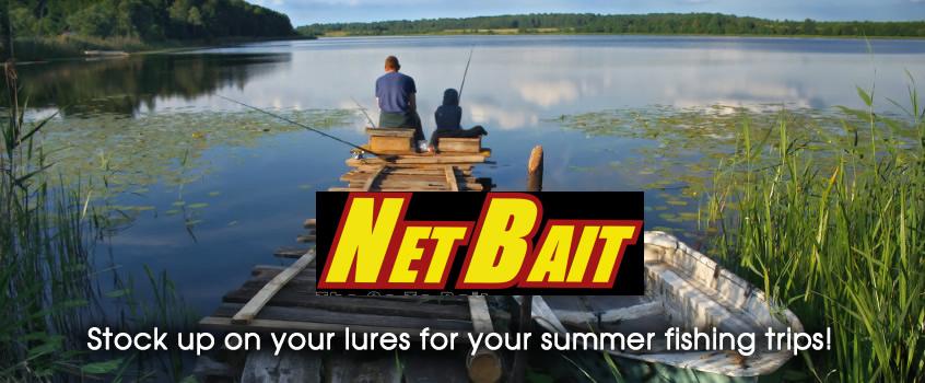 Net Bait, paca, craws, netbait