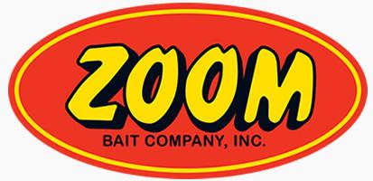 "Zoom 022202 Brush Hog 8Pk 6/"" Green Pumpkin Red 8Pk 6/"""